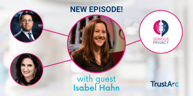 Serious Privacy Podcast – Pervasive Interference: A chat about Purpose Limitation (with Isabel Hahn)