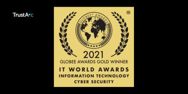 TrustArc Wins Globee® in the 16th Annual 2021 IT World Awards®