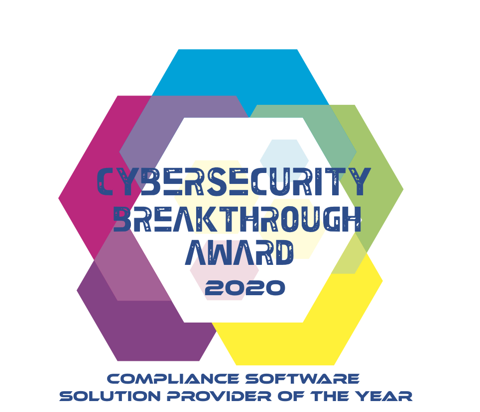 2020 CyberSecurity Breakthrough Awards Badge TrustArc