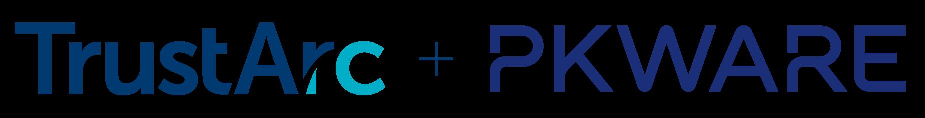 TrustArc-PKWARE-blue