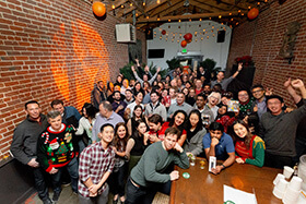 TrustArc Holiday Party